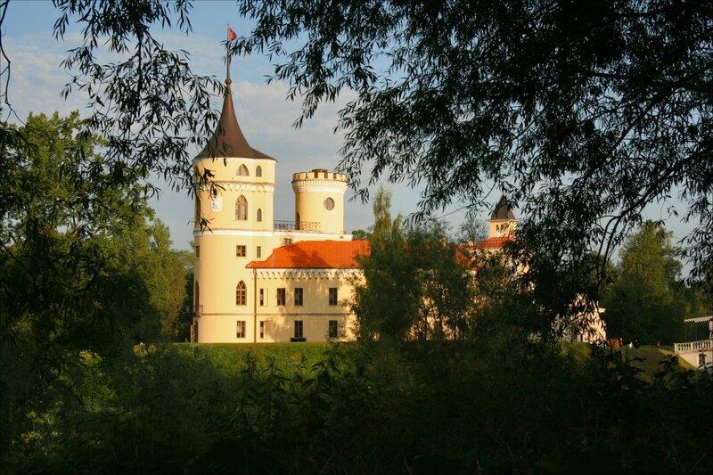 Павловск, крепость Бип
