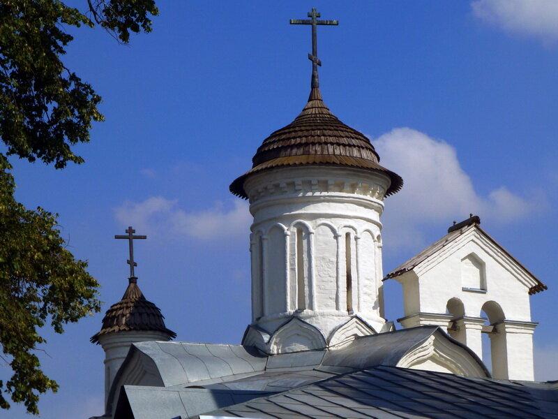 Иоанно-Предтеченская церковь в Городище (Коломна)