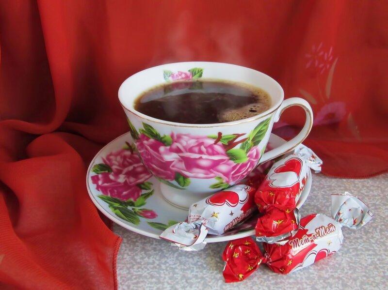 Чай с весенним ароматом
