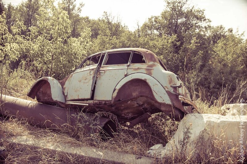 Ржавые машины фото 5