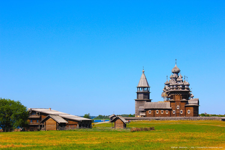 Остров Кижи, Карелия