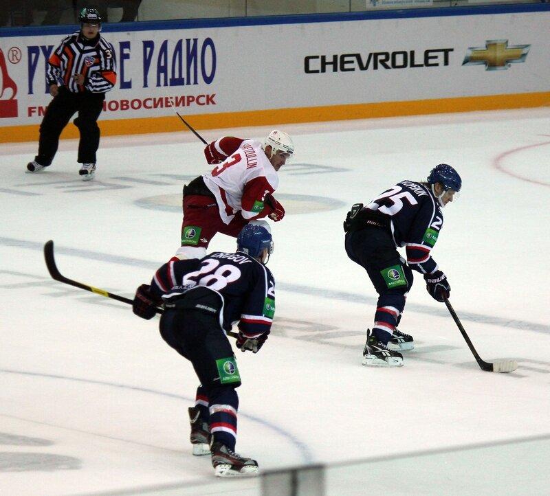 Сибирь - Витязь (Фото).