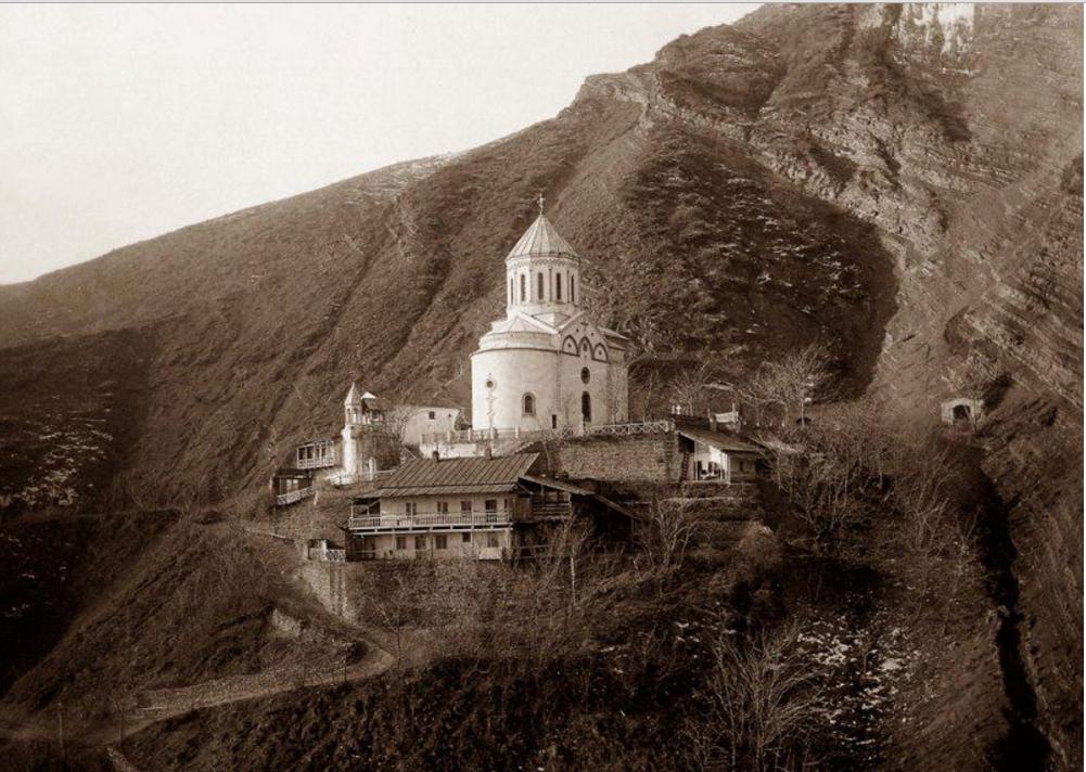 Церковь Св Давида