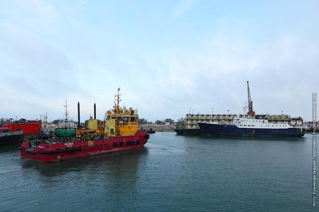 порт Баутино