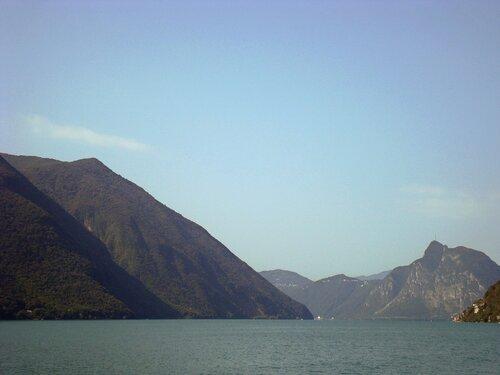 Lake Lugano (Switzerland)