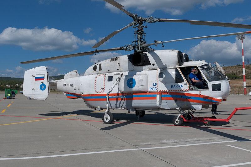 Камов Ка-32А (RA-31090) МЧС DSC_4491