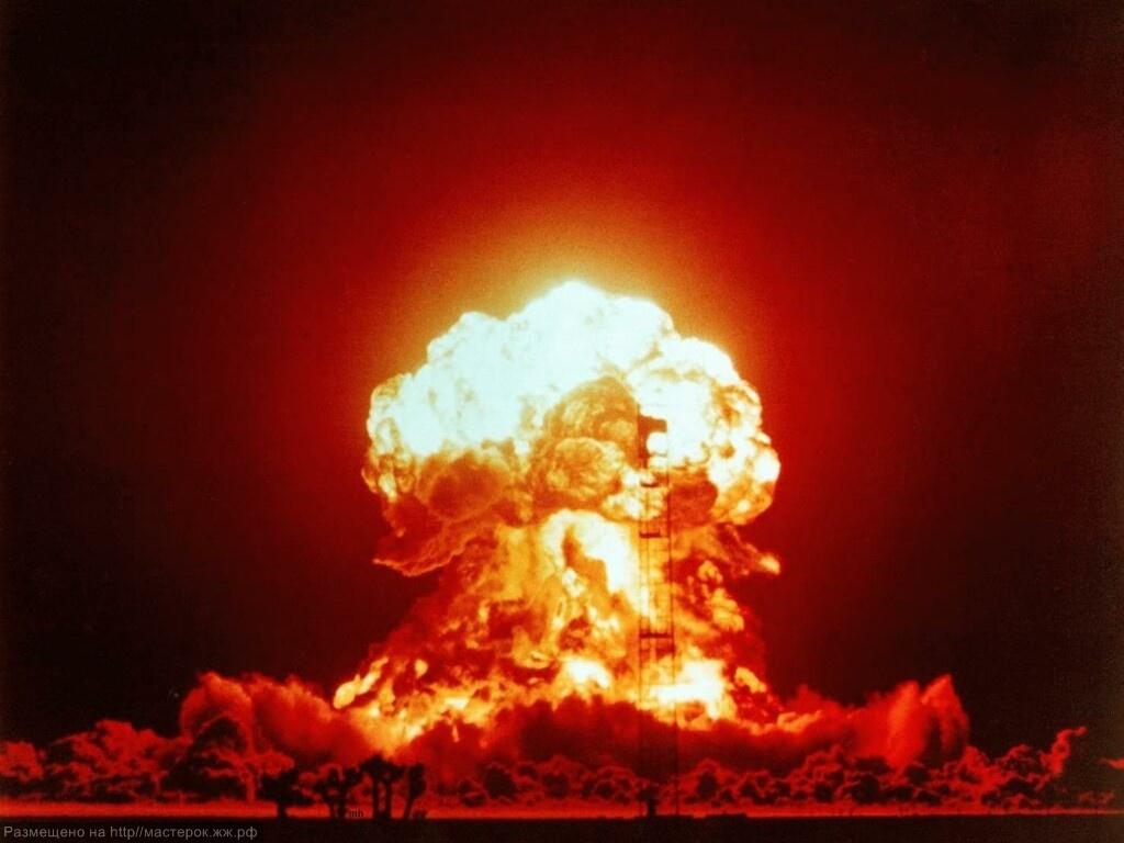Папа Франциск: ядерное оружие должно быть запрещено раз и навсегда
