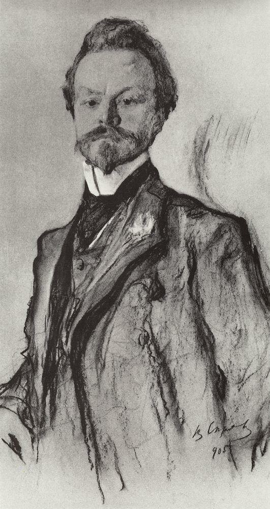 Портрет поэта К.Д.Бальмонта. 1905.jpg