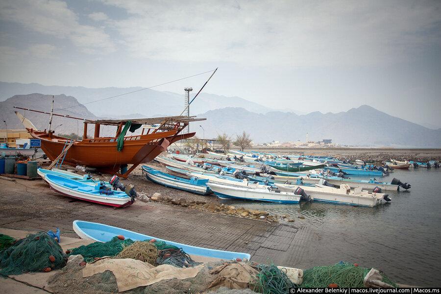 Таинственный султанат Оман