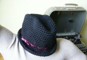 Шляпа а-ля Марлен Дитрих