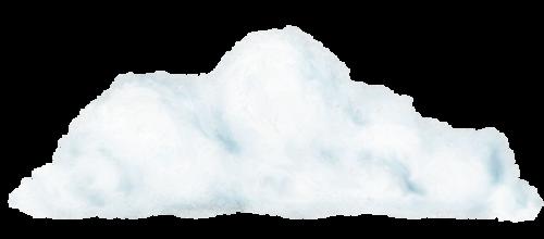 Облака - Кира-скрап - клипарт и рамки на прозрачном фоне