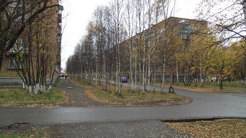 Фото города Инта №1763  Чернова 3 и 2 18.09.2012_13:50