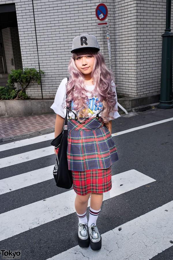 японский уличный стиль 6