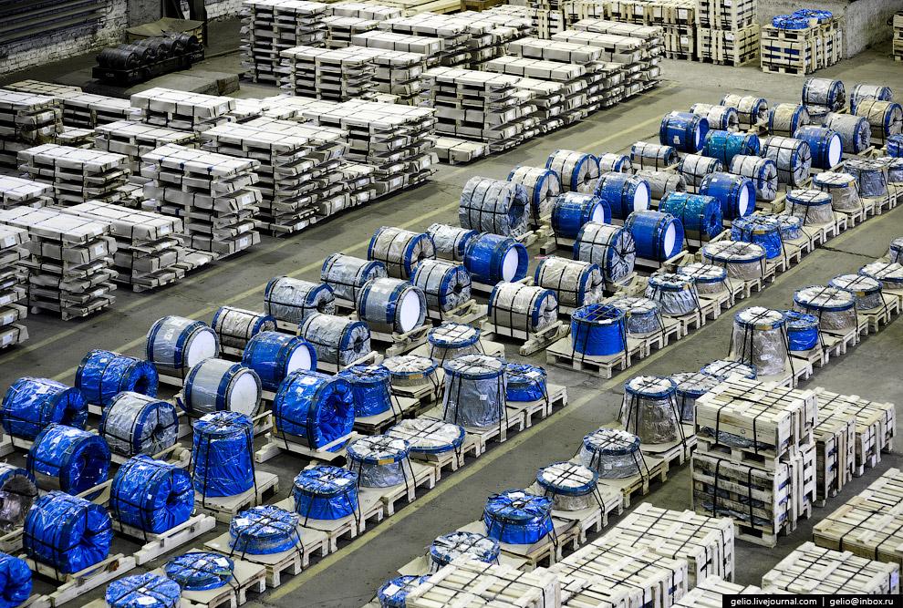 56. Кольчугинский завод ОЦМ . Расположен во Владимирской области, выпускает более 20 тысяч типоразме