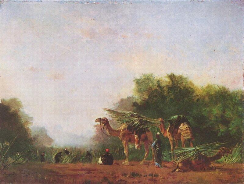 Из собрания шедевров мировой живописи... (136).jpg