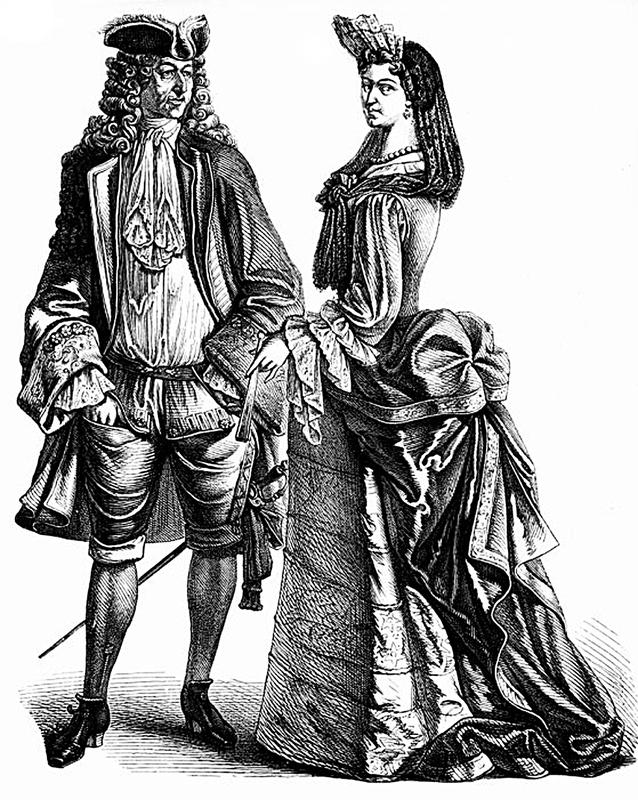 Испанский дворянин в длинной одежде начала 17-го века. . Вначале это.