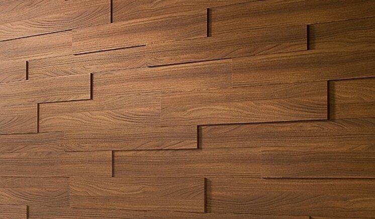 Деревянные панели фото