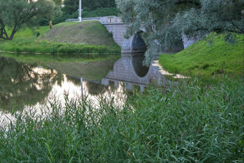 Павловск, Большой каменный мост