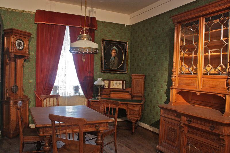 стиль «бидермейер» второй половины XIX века