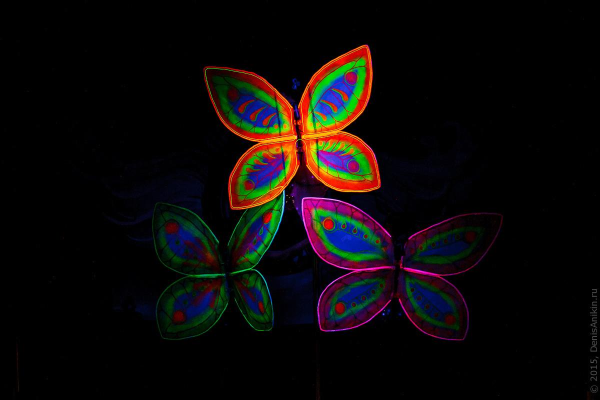 Мотофестиваль Правый Берег 2015 Velina-Dance Бабочки 1
