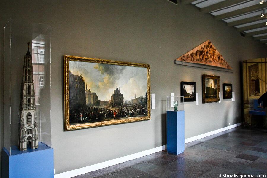 Амстердам исторический музей