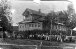 Клинково 1911 Дом прадедушки Василия