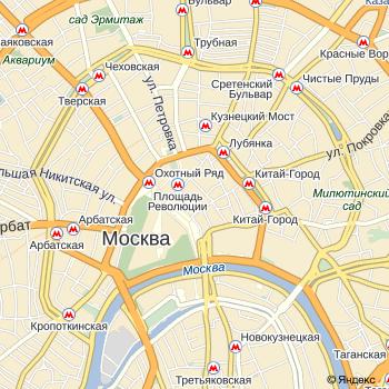 обновлений карты Москвы мы