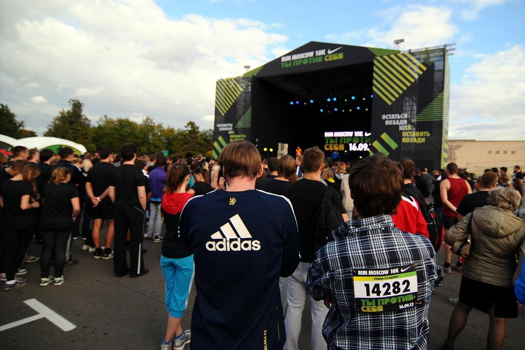 Run Moscow 2012