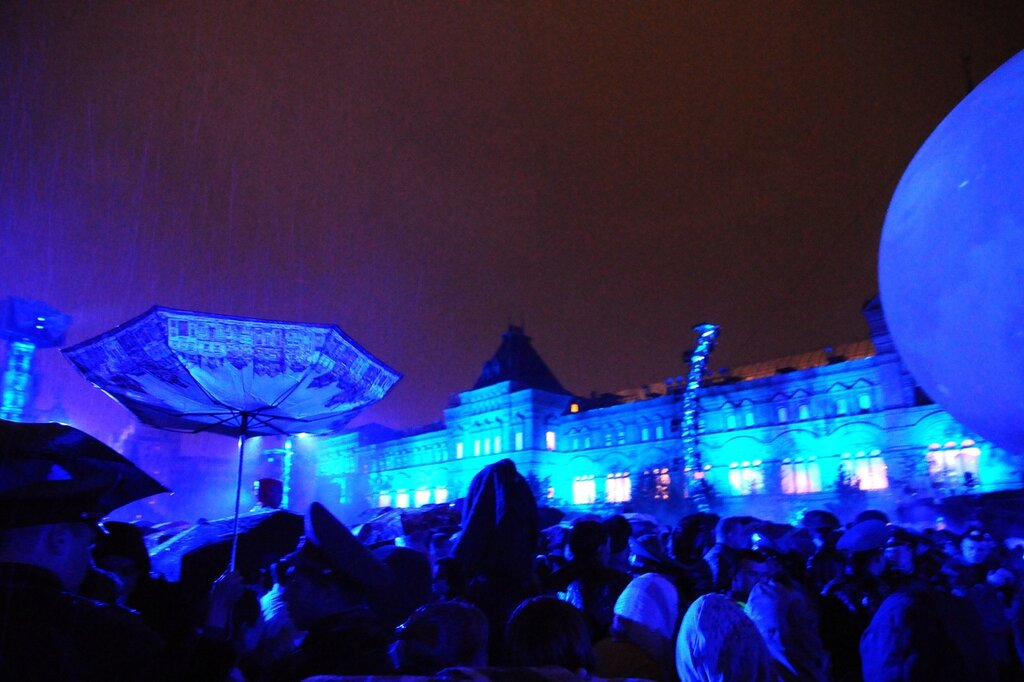 Открытие фестиваля Круг света