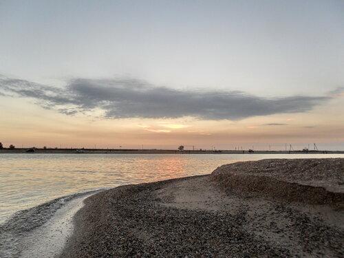 Развитие солнечного восхода, сентябрь 2012