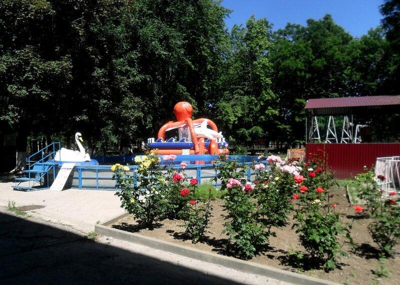 Парк, летний день ... SAM_7599.JPG