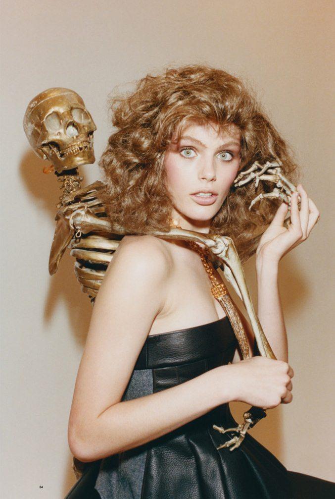 модель Мэдисон Хедрик / Madison Headrick, фотограф Tung Walsh