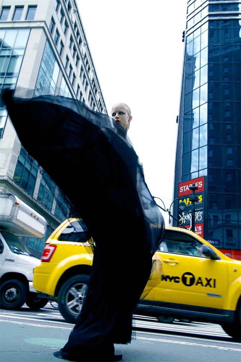 Charlie Paille / Шарли Паиль в фотосессии Образ мыслей - Нью-Йорк, фотограф Antia Pagant