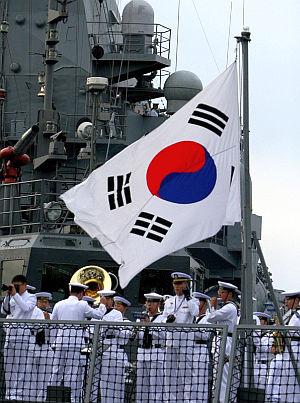 Отряд кораблей ВМС Республики Корея посетит Владивосток