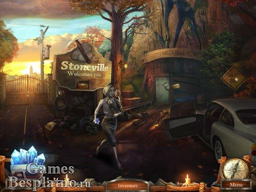 Grim Tales 4: The Stone Queen. Collector's Edition