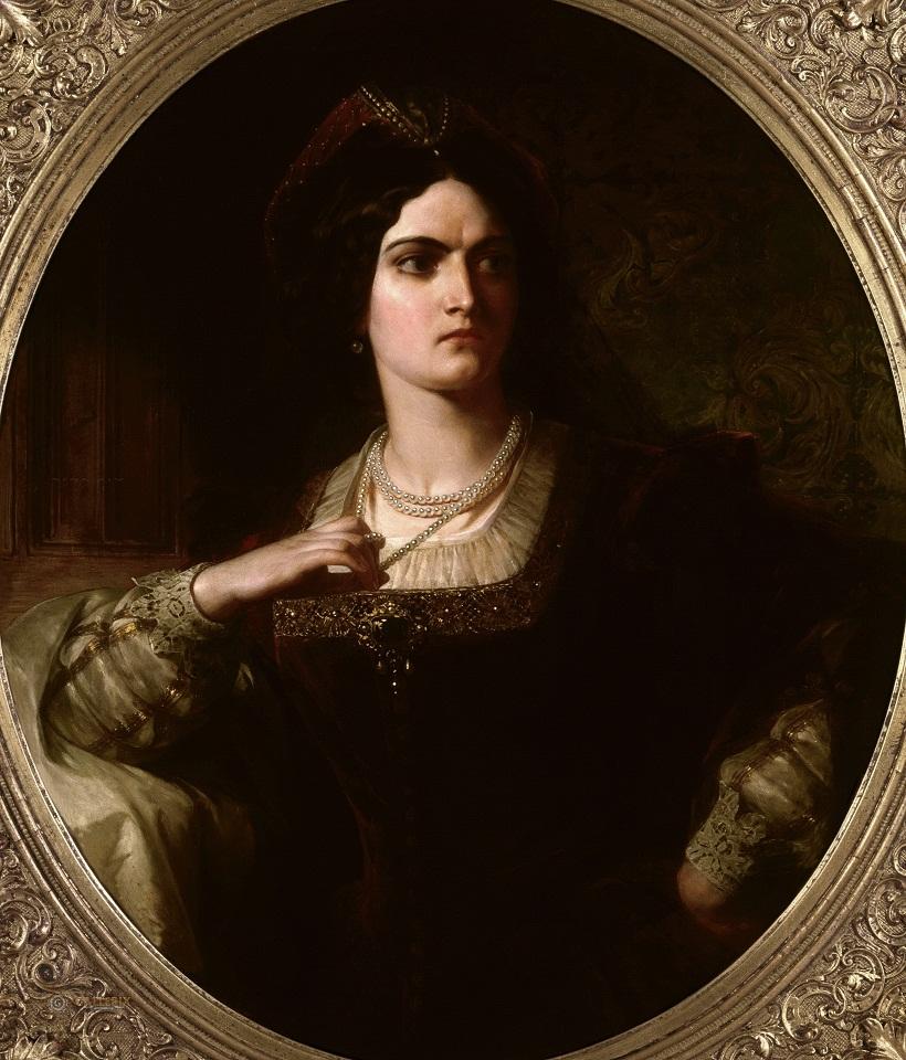 Кейт из «Укрощения строптивой» Уильяма Шекспира (1564–1614)