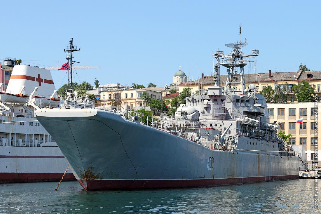 Большой десантный корабль Константин Ольшанский