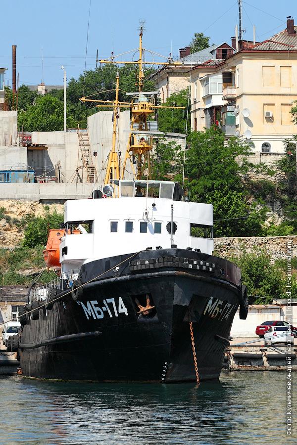 Морской буксир МБ-174