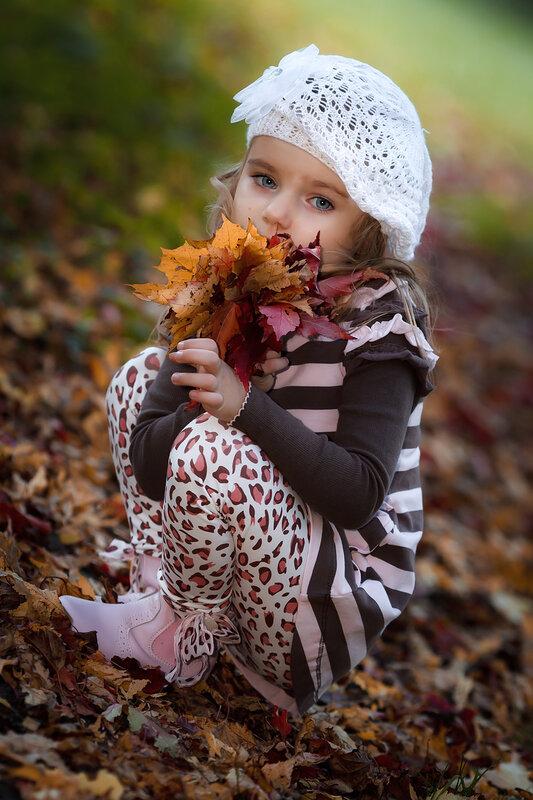 Как к нам приходит осень!