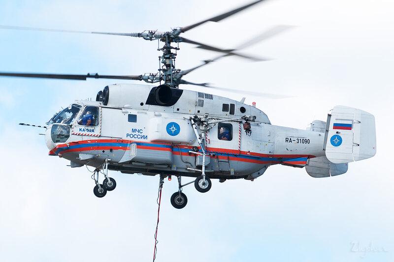 Камов Ка-32А (RA-31090) МЧС DSC3036