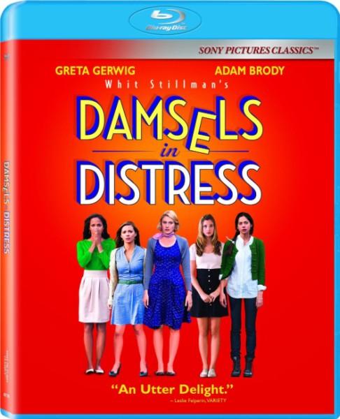 Девушки в опасности / Damsels in Distress (2011) BDRip 720p + DVD9 + DVD5 + HDRip