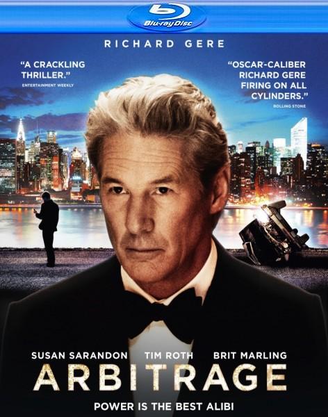 Порочная страсть / Arbitrage (2012) BDRemux + BDRip 1080p + 720p + DVD5 + HDRip + WEBDLRip