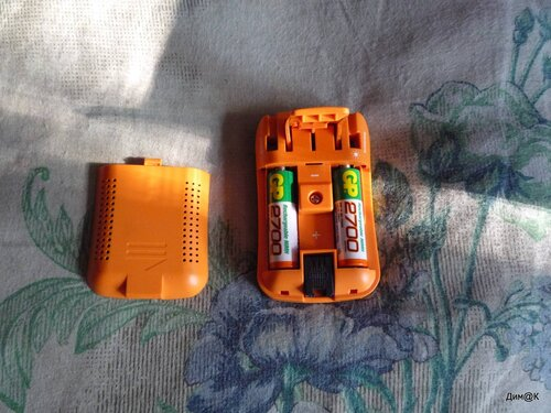 """КОС-517"" - место для батареек"
