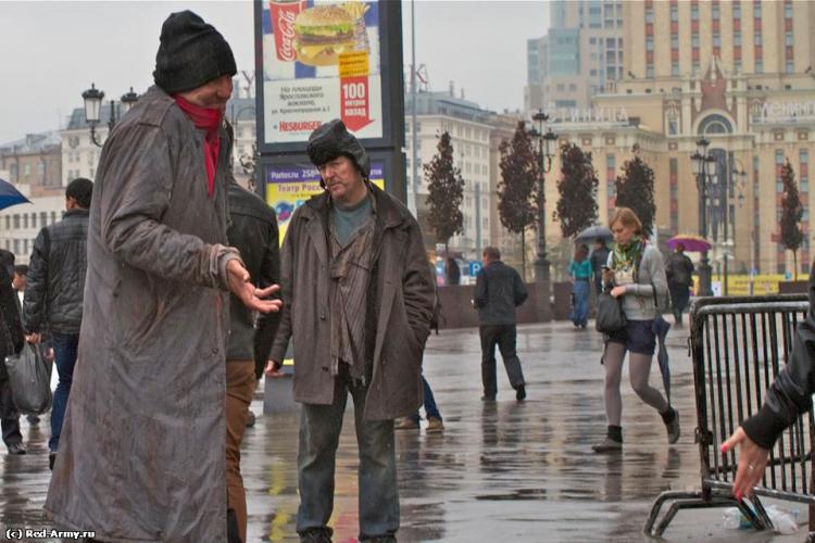 Винни Джонс на Ярославском