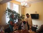 Освящение Московского кооперативного техникума в Перловке
