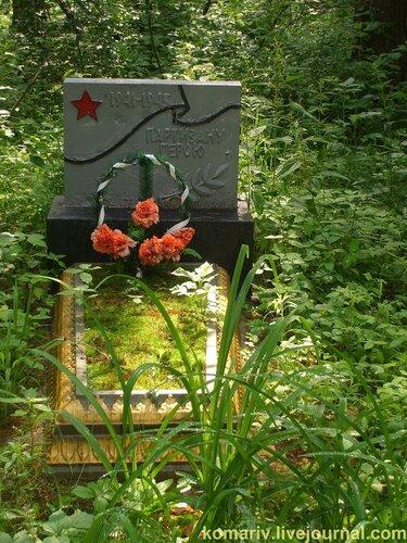 Ставка Геринга. Партизанские могилы. (Украина) 0_87d96_c4a7885f_L