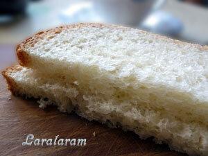 Хлеб Бернарда Клайтона. Ломоть хлеба