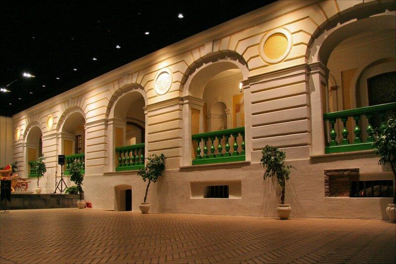 Зимний дворец Петра I, Уцелевшая часть галереи