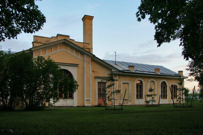 Павловск, Дворцовое садоводство