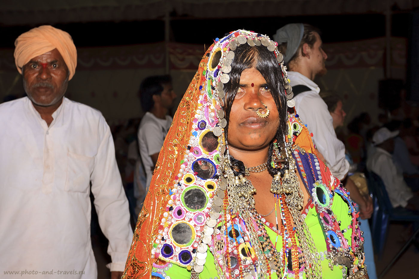 Фотография 4. Отзывы об отдыхе в Индии. Штат Карнатака. Цыганка из Гокарны. 1/60, f/5.0, 400, 40
